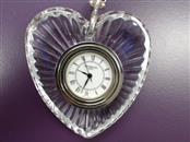 WATERFORD Pocket Watch HEART WATCH